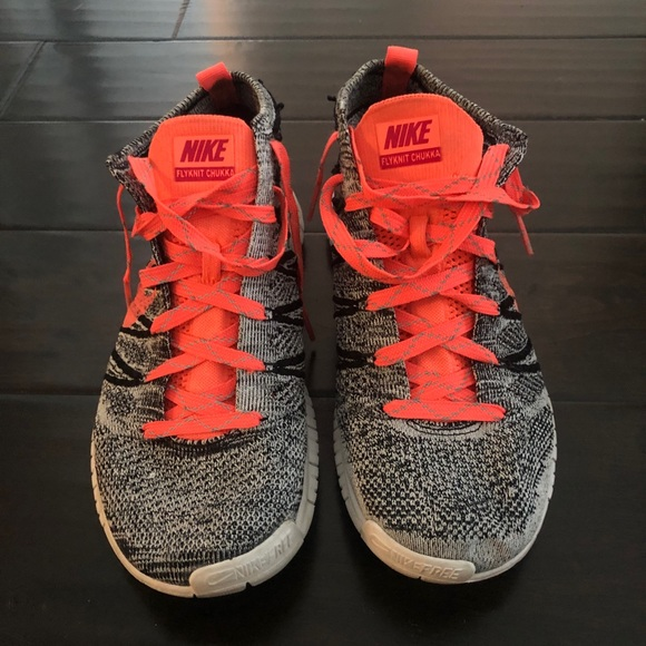 new arrival 811f8 527cc Nike Flyknit Chukka - Women's 8.5 - Excellent!